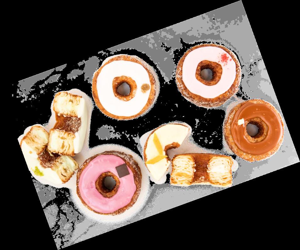 Cronut cake