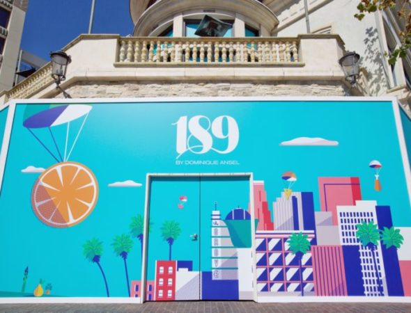 It's official: 189 by Dominique Ansel opens in LA this Fall 2017